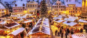 julmarknad tyskland