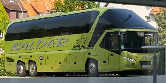 bussresor tyskland från göteborg